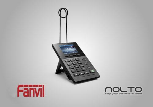 Fanvil-x2p-cagri-merkezi-telefonu