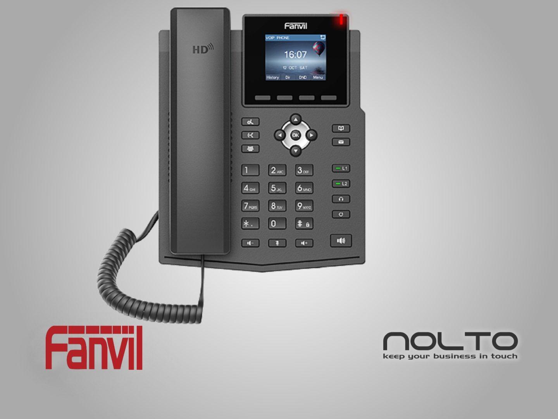 fanvil-x3sp-ekonomik-sip-voip-iş için-masa-telefonu
