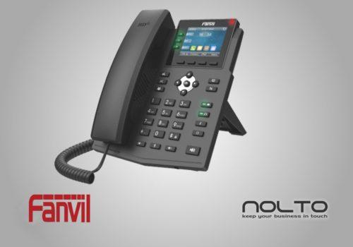 Fanvil-x3u-ip-telefon