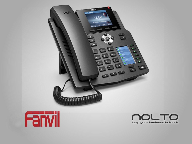 Fanvil X4/G Orta Düzey IP Telefonları
