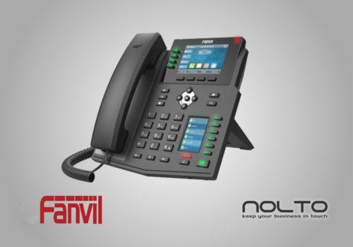 Fanvil X5u IP Telefon