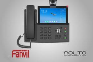 X7A Android Kameralı IP Telefon