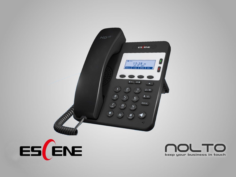 escene-es270-pg gigabit IP Telefon