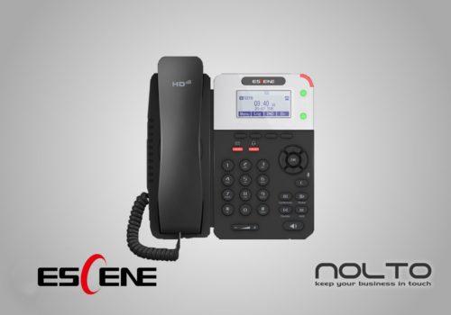 Escene ES280-P POE Uyumlu IP Telefon