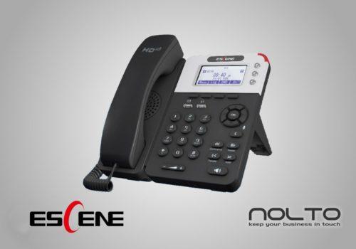 ESCENE ES282-PG-POE Ve Gigabit IP Telefon