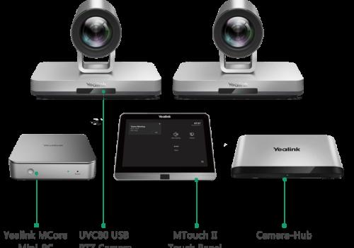 Yealink Mvc900 Video Konferans ürünü Içi Görsel