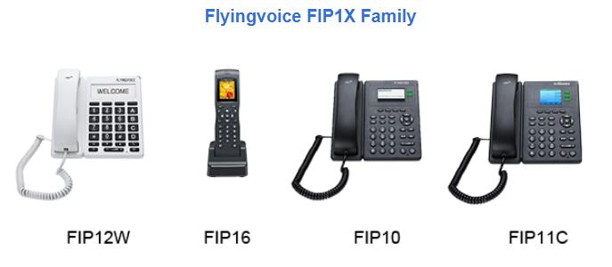 Flyingvoice Wifi Telefon Modelleri