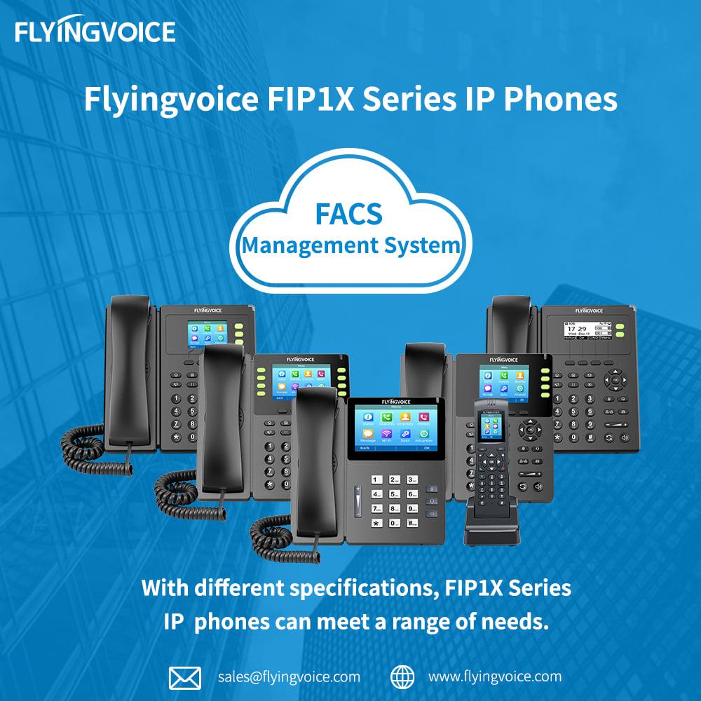 Flyingvoice Telefon Modelleri