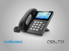 Flyingvoice FIB15G Dokunmatik IP Telefon
