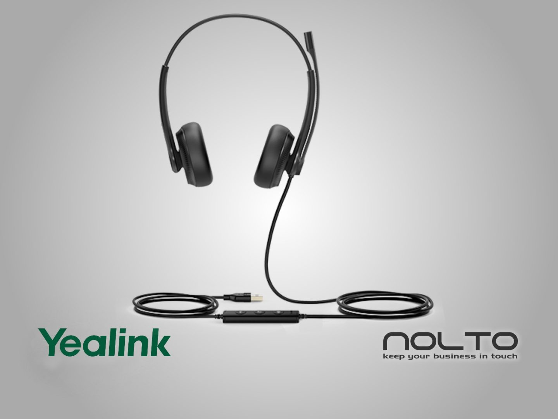 yealink-UH34-UH34-Lite çift taraflı mikrofonlu profesyonel kulaklık