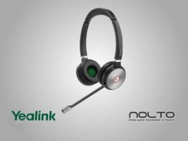 Yealink WH66 Kablosuz Kulaklık