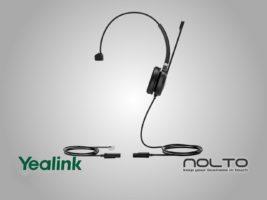 Yealink-YHS36-Tek Taraflı Mikrofonlu Kulaklık
