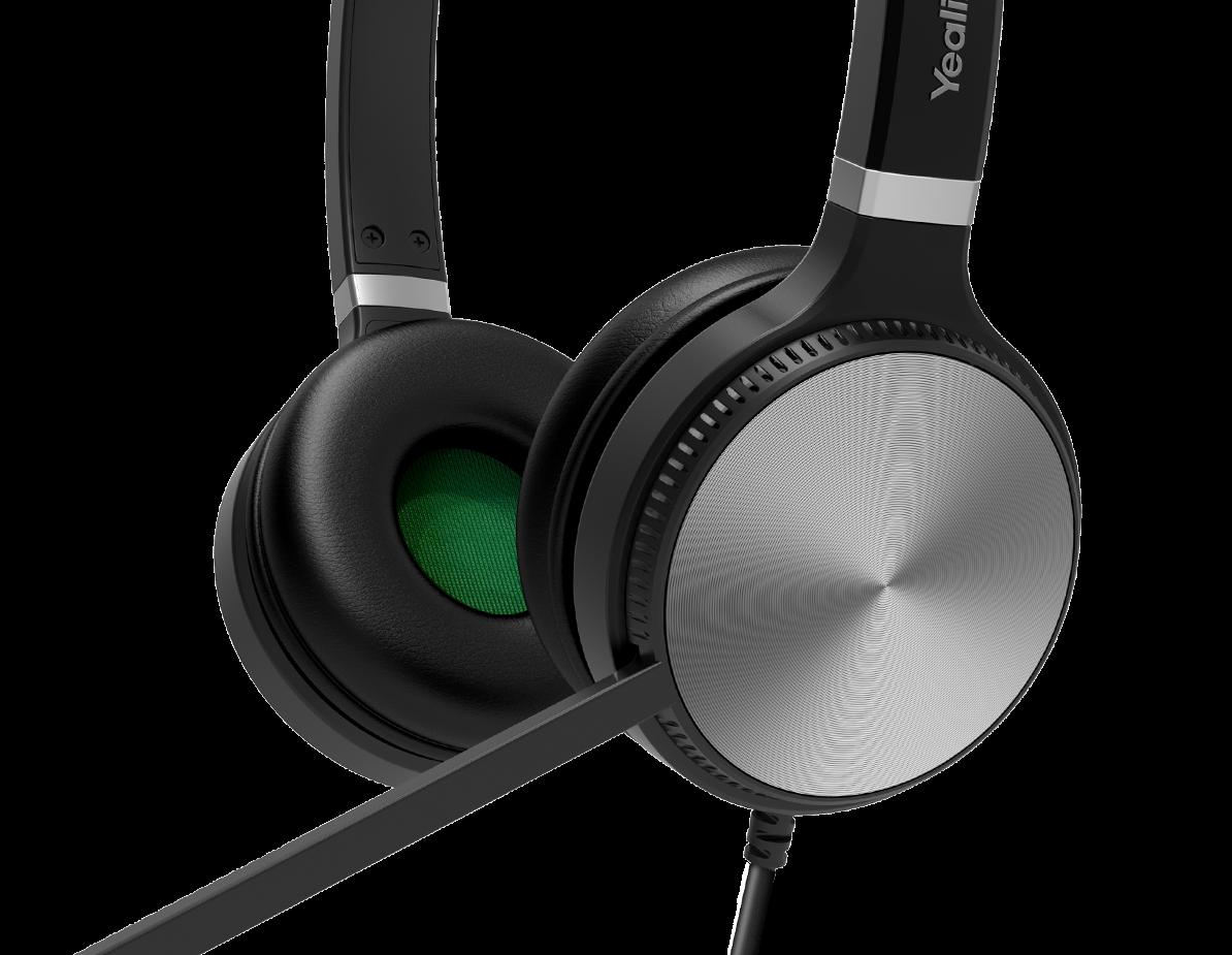 yealink yhs36 Mikrofonlu Kulaklık