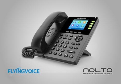 FIP13G Gelişmiş İş Gigabit Renkli Ekranlı IP Telefon