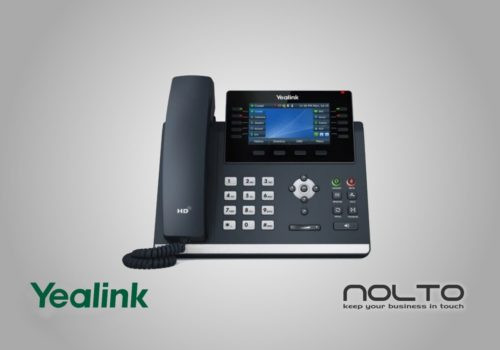 Yealink T46U IP Telefon PoE Destekli - Adaptörsüz