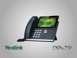 Yealink T48U IP Telefon PoE Destekli - Adaptörsüz