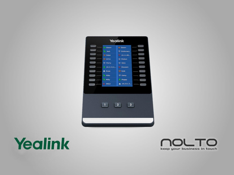 Yealink EXP43 LCD Genişleme Modülü