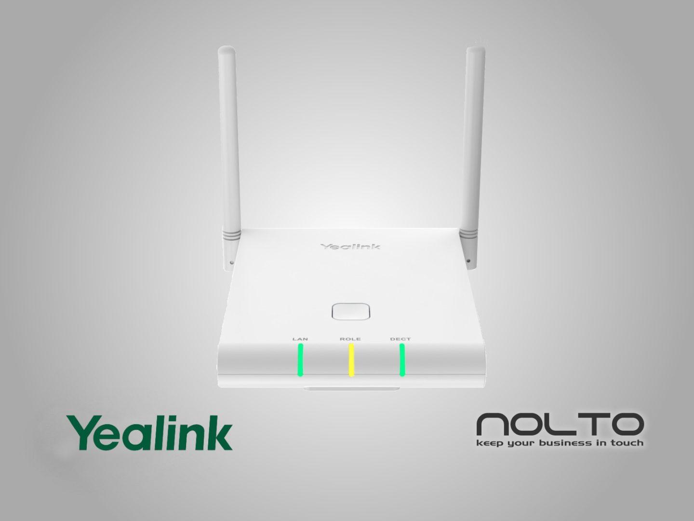 Yealink W90B Kablosuz DECT IP Çok Hücreli Sistem