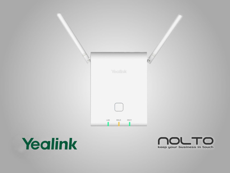 Yealink W90DM Dect Manager - IP Dect Baz istasyonu