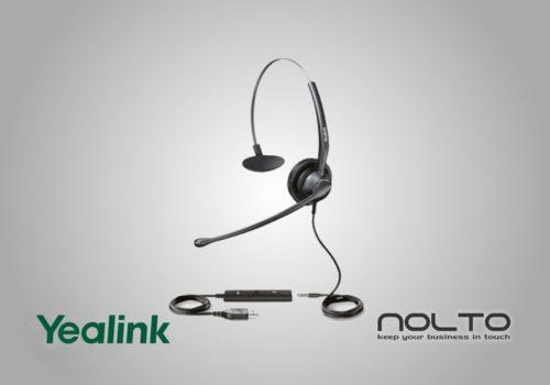 Yealink YHS33 USB Tek Taraflı Taçlı Ofis Kulaklığı