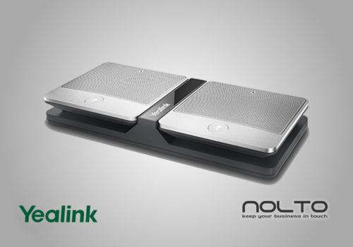 CPW90 - Yealink Kablosuz Mikrofon - Telekonferans Sistemi