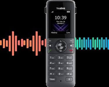 Yealink W73H DECT Telefon HD Ses