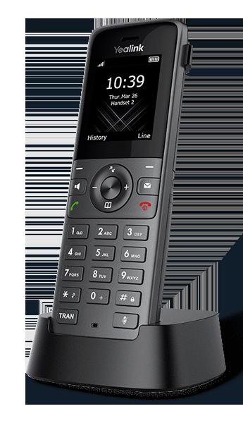 Yealink W73H VoIP Dect Telsiz Telefon Özellikleri