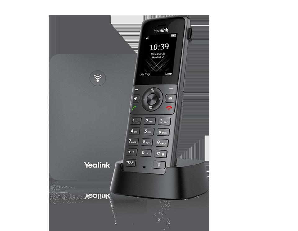 Yealink W73P DECT Telefon Sistemi